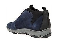 NEW BOXED Geox Men's U Nebula 4 X 4 B ABX a Chukka Boots. Size 11