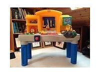 Little Tikes Workbench and Tools Toys