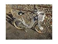 Sakura Electric Bike Good Condition