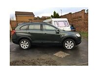 Chevrolet Captiva 7 seater 2008