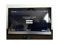 "Sony Bravia KDL-32EX301 32"" 720p HD LCD Television no stand"