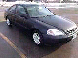 2000 civic coupe. 5 speed
