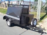 7X4 BUILDERS TRAILER Clontarf Redcliffe Area Preview
