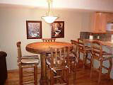 Table & Chairs - Hightop Santa Fe Rustic Style