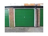 LOCK UP GARAGE WANTED