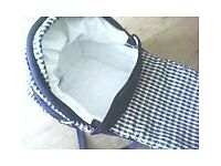 CHICCO newborn carrycot from birth+