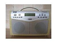 FERGUSON FRG-120D DAB FM Radio