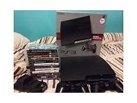 PS3 Boxed Excellent Condion, With 22 Games