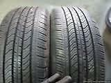 2 pneus ETE 235/65R17 Michelin Primacy