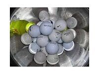 25 Golf Balls - Quality Brands -BARGAIN
