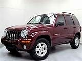 Jeep Liberty 2003 Edition limite