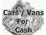 WANTED CASH BUYER FOR YOUR OLD VAN VANS BOUGHT FOR CASH ANY AGE ANY CONDITION