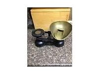 *** Vintage/ Retro / Salter Scales And Weights *** £50