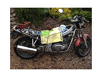 Project Suzuki GS500 Ex Spares or Repair with Haynes manual