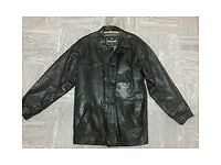 Real leather, leather jacket for sale