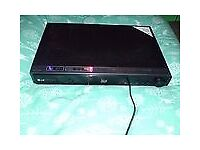 LG BLUE RAY PLAYER RECORDER