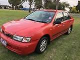 Cheap Nissan Pulsar 1999 - Auto - 9 Months Rego & RWC Dandenong South Greater Dandenong Preview
