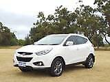 2014 Hyundai IX35 SE (FWD)LM SERIES II *LOW KMS* 1 YEAR WARRANTY* Welshpool Canning Area Preview
