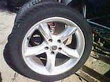 17 INCH ROH RIMS / TYRES X 4 Butler Wanneroo Area Preview