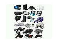 WANT OLD GAMES CONSOLES,GAMES AND ACCESSORIES FREE!!