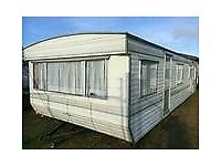35 foot Static Caravan at Crimdon Dene near Hartlepool
