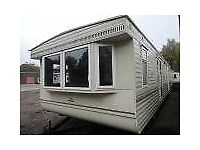 Static Caravan - Willerby Dorchester 35 x 12 D/G & Full Central Heating