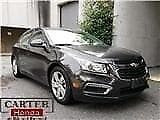 2015 Chevrolet Cruze Diesel + MANAGERS SPECIAL