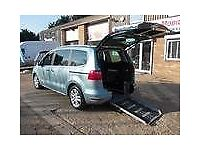 SEAT ALHAMBRA WHEELCHAIR ACCESSIBLE VEHICLE