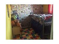 2 bed ground floor cottage flat looking to exchange for a bigger house