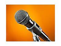 Singer/Vocalist Needed Urgently