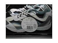 Training shoes size 4 - brand new unworn unisex trainers