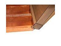 2 Vintage Boots 200 Photograph 35mm Slides Index Box Case