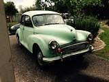 1961 Morris Minor  2Door Coupe Bethania Logan Area Preview