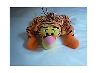 TIGGER PJ Case - NEW lovely soft and cuddly