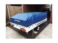 Conway trailer tent £850
