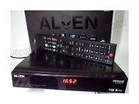 NEW AMIKO ALIEN 8900 HD ENIGMA2 + 12 M FREE GIFT