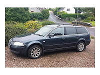2003 VW Passat est 1.9 TDI (130 BHP) full years MOT