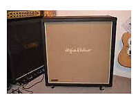 Hughes and Kettner STM412 4 x Celestion Vintage 30w Cabinet. Similar to Marshall.