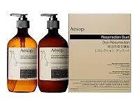 Aesop Reverence Duet Hand Wash & Moisturiser 500ml