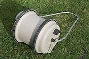 40 litre aquaroll fresh water carrier including handle v.good condition