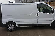 2011 vauxhall vaviro swb 2700 cdti .just serviced with full service history and years mot ,ply lined
