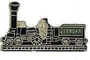 Railway Badge
