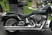 Harley softtail fatboy 2008