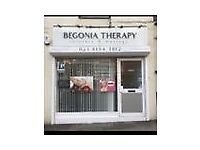 Begonia Therapy Massage In Southampton