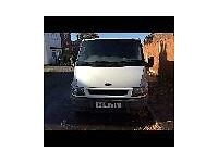 FORD TRANSIT T260 SPARES OR REPAIR 51 PLATE