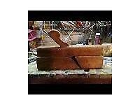 Antique wooden moulding plane