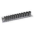 CORNWELL  STI2112LMS 3/8 DR 12PT IMP SOCKET SET USA List 209.95