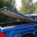 Box lid for Ford Ranger