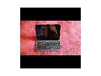 Toshiba Excite Pure with Toshiba cover and keyboard