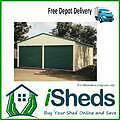 Spanbilt Garage & Shed Sale - BEAT THE PRICE RISE Brisbane City Brisbane North West Preview
